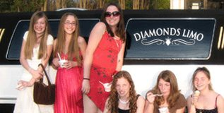 Kid Birthday Party Teens Limo Service