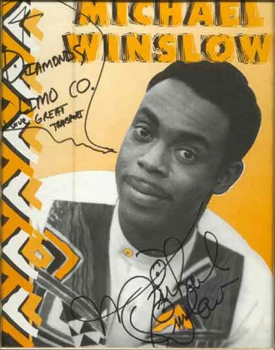 Micheal Winslow