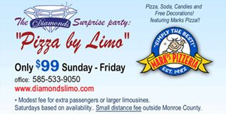 Pizza By Limo
