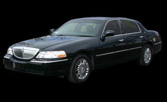 Black Town Car