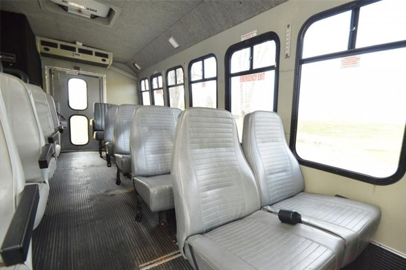 Bus 41 Seating