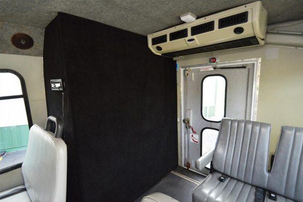 Bus 41 Interior