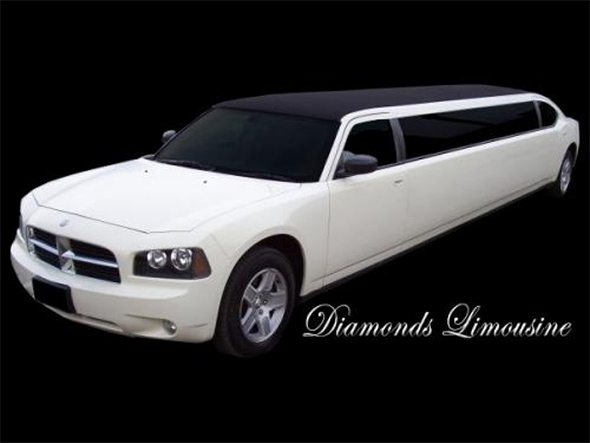 Dodge Charger Limousine