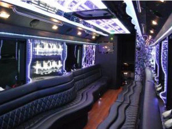 Entourage Party Bus