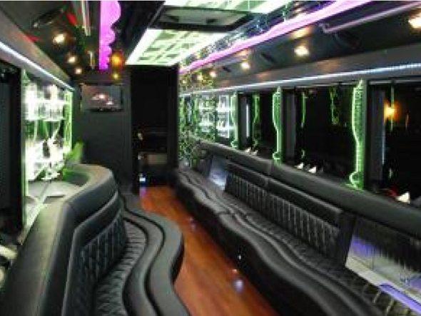 Entourage Bus Interior