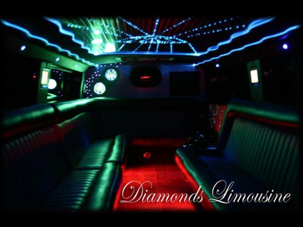 Hummer H2 Lights Interior