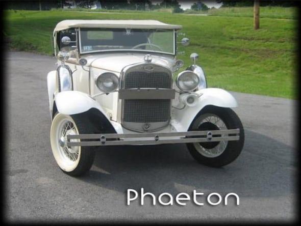 Ford Phaeton Exterior