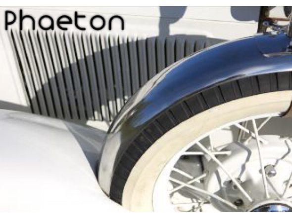 Ford Phaeton Closeup