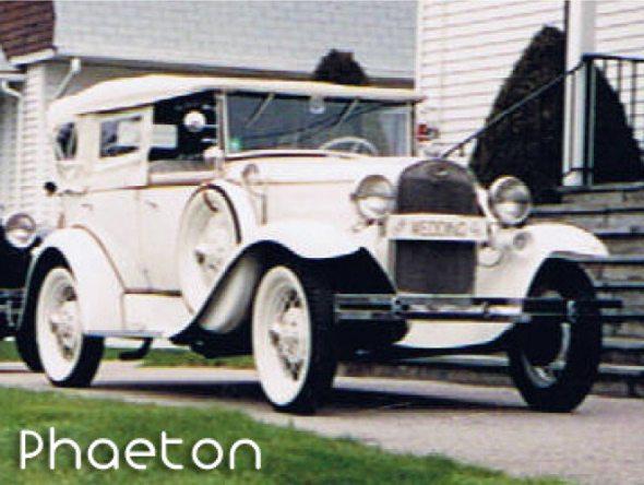 Ford Phaeton Vehicle