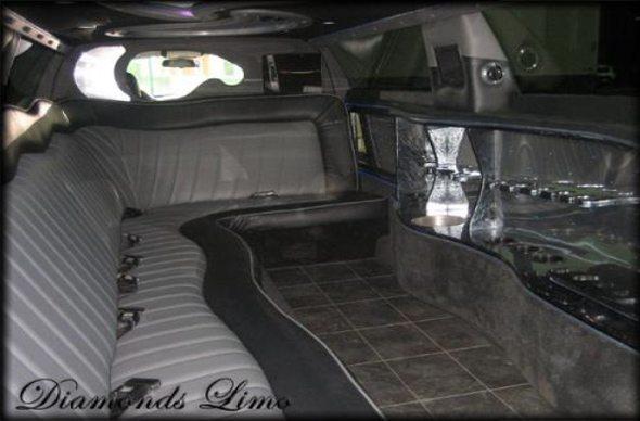 Chrysler Silver Star Interior