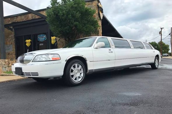 Bridal Door Limousine